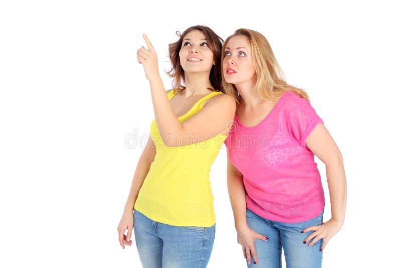 κορίτσια στοκ εικόνα με δικαίωμα ελεύθερης χρήσης