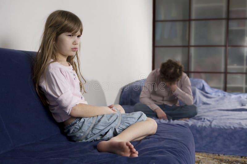 κορίτσι άτακτο στοκ φωτογραφίες με δικαίωμα ελεύθερης χρήσης