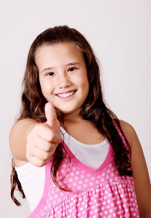 κορίτσι έκφρασης στοκ φωτογραφία με δικαίωμα ελεύθερης χρήσης