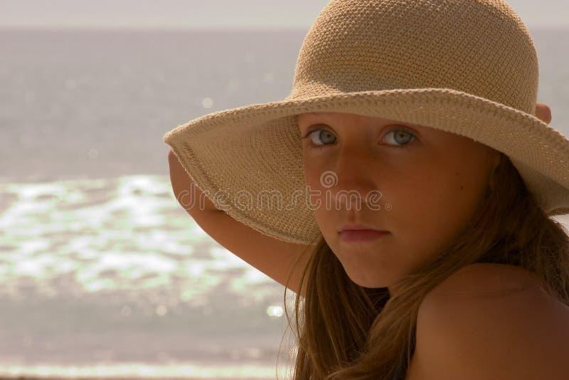 κορίτσι εφηβικό στοκ φωτογραφίες