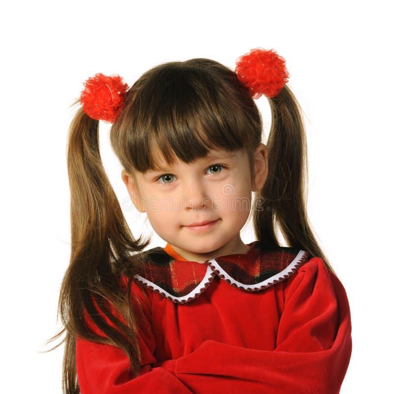 Download κορίτσι λίγο πορτρέτο όμορ στοκ εικόνα. εικόνα από ευτυχία - 13176347
