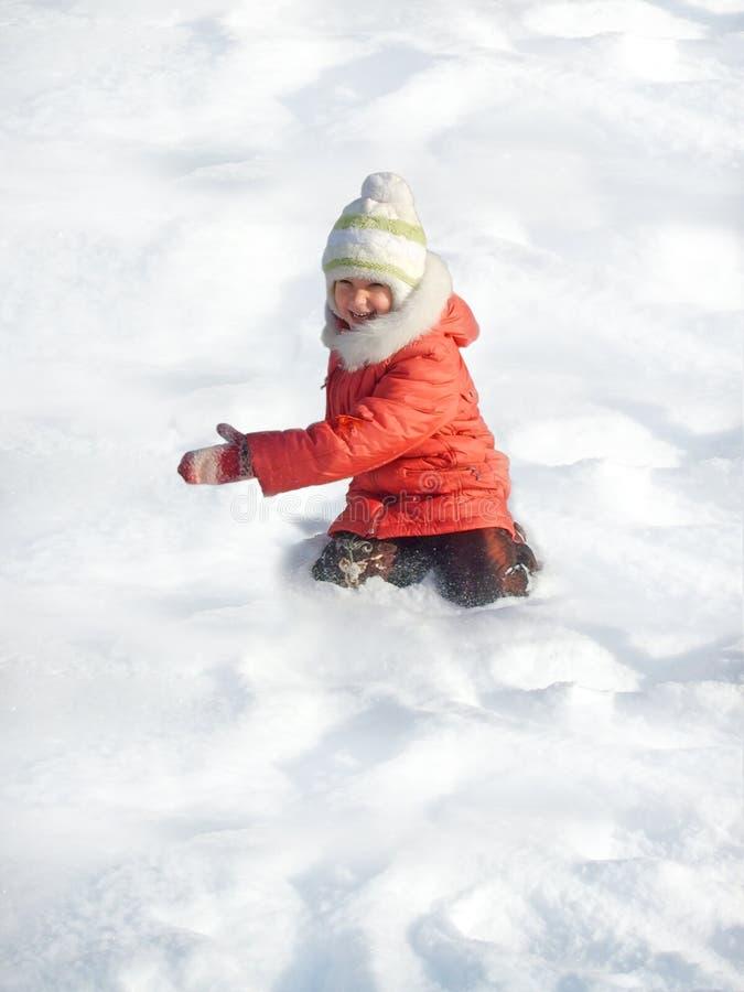 κορίτσι μικρό στοκ εικόνες με δικαίωμα ελεύθερης χρήσης