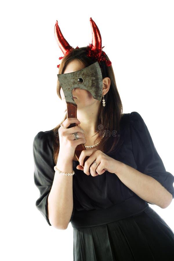 Download κορίτσι μοντέρνο στοκ εικόνα. εικόνα από θηλυκό, απομονωμένος - 13180031