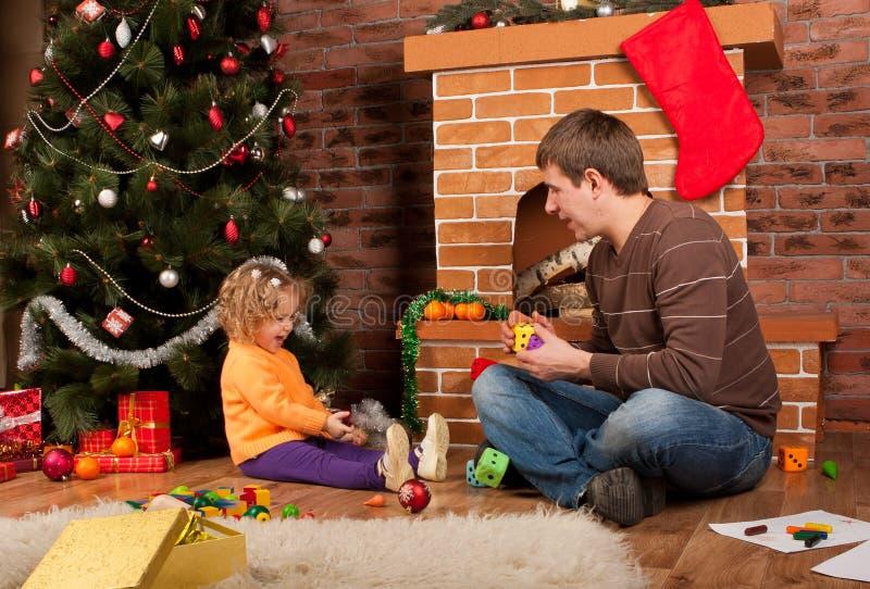 κορίτσι μπαμπάδων Χριστου στοκ φωτογραφία με δικαίωμα ελεύθερης χρήσης