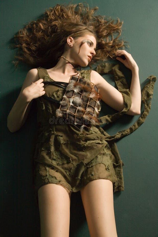 Download κορίτσι μόδας προκλητικό στοκ εικόνες. εικόνα από δέρμα - 1525058