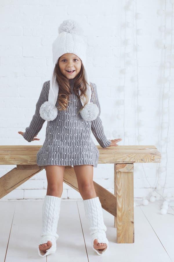 κορίτσι μόδας λίγα στοκ φωτογραφία με δικαίωμα ελεύθερης χρήσης