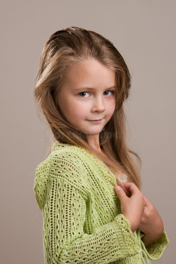 κορίτσι ράβδων στοκ εικόνες με δικαίωμα ελεύθερης χρήσης