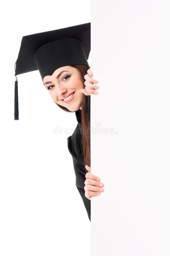 Κορίτσι σπουδαστών στοκ φωτογραφία με δικαίωμα ελεύθερης χρήσης