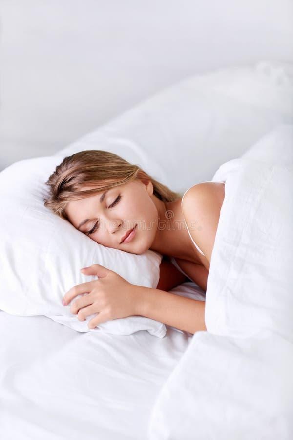 Κορίτσι ύπνου στοκ εικόνες