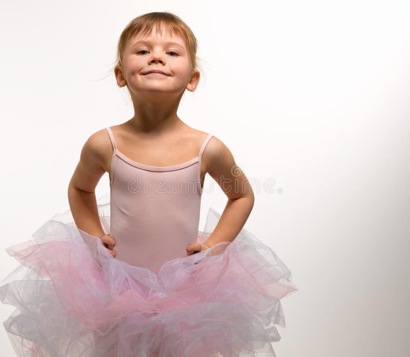 κορίτσι ballerina μωρών στοκ εικόνες