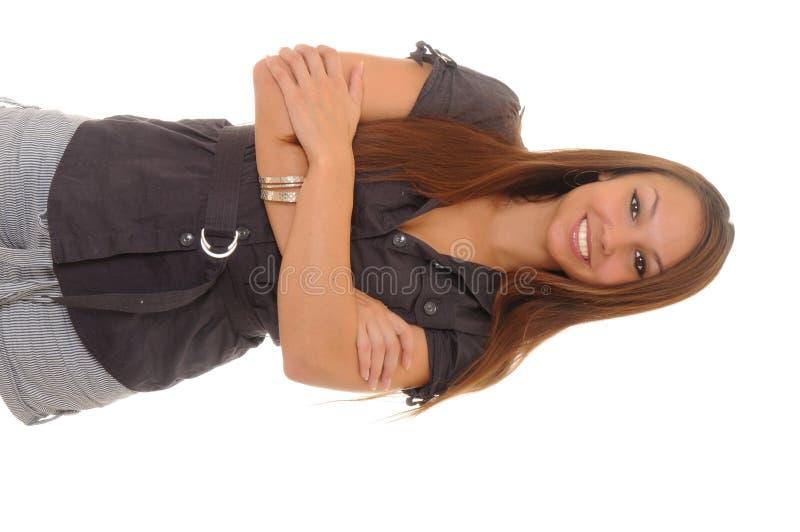 κορίτσι brunette καλό στοκ εικόνες με δικαίωμα ελεύθερης χρήσης
