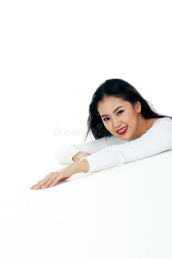 κορεατική γυναίκα στοκ εικόνες με δικαίωμα ελεύθερης χρήσης