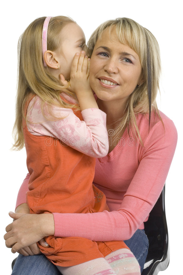 Download κοριτσιών στοκ εικόνες. εικόνα από παιδί, συζήτηση, πρόγονος - 2229778