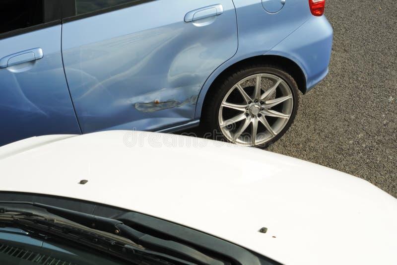 κορυφή ατυχήματος στοκ εικόνα με δικαίωμα ελεύθερης χρήσης