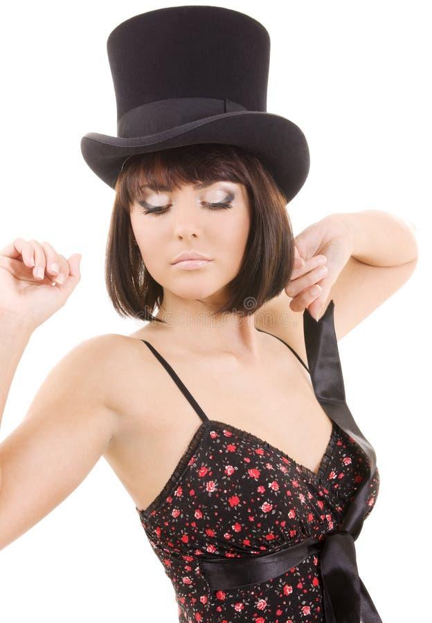 κορυφή καπέλων στοκ εικόνα με δικαίωμα ελεύθερης χρήσης