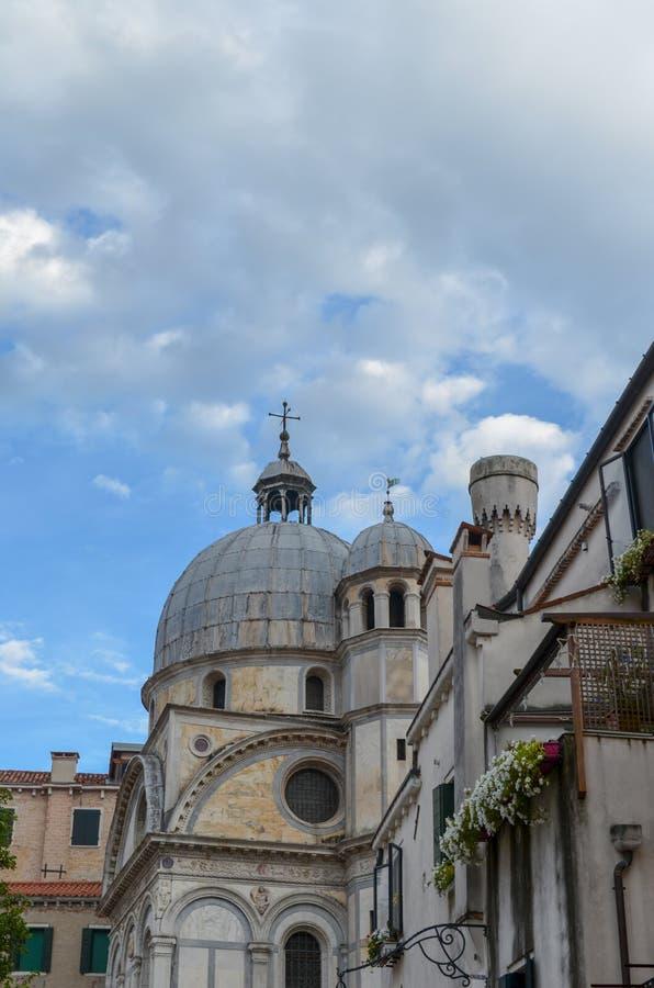 Κορυφή μιας εκκλησίας στοκ φωτογραφία με δικαίωμα ελεύθερης χρήσης