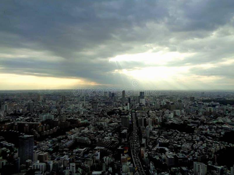 Κορυφή του Τόκιο στοκ φωτογραφία