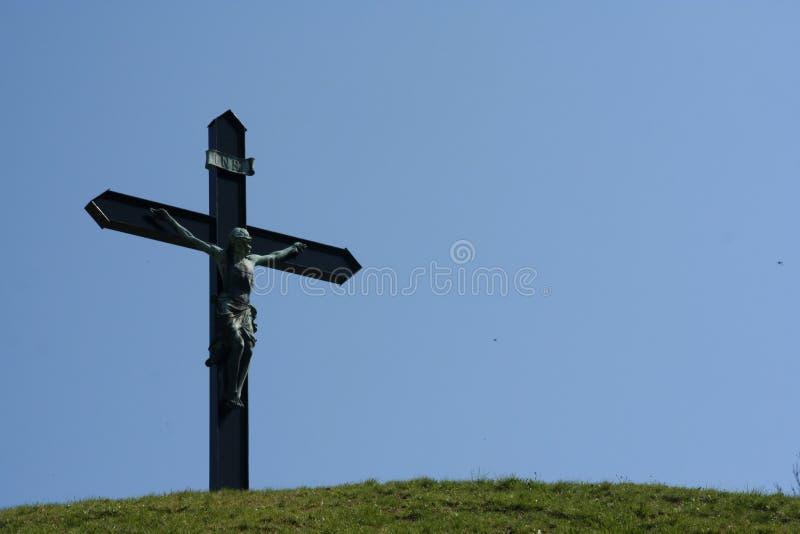 Download κορυφή υψώματος Ιησούς στοκ εικόνα. εικόνα από πεποιθήσεις - 110787