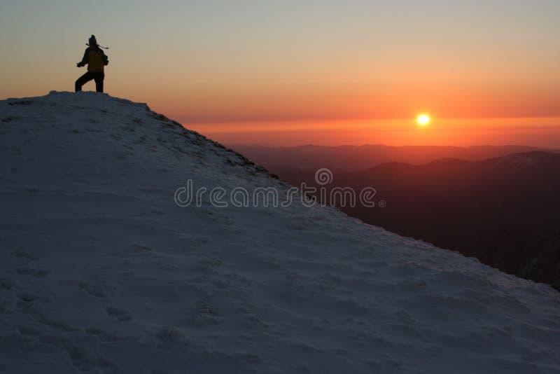 κορυφή στοκ φωτογραφία με δικαίωμα ελεύθερης χρήσης