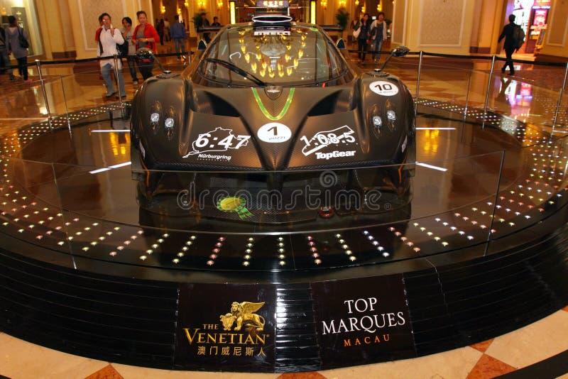 Κορυφαίο Marques Μακάο 2011 στοκ φωτογραφίες με δικαίωμα ελεύθερης χρήσης