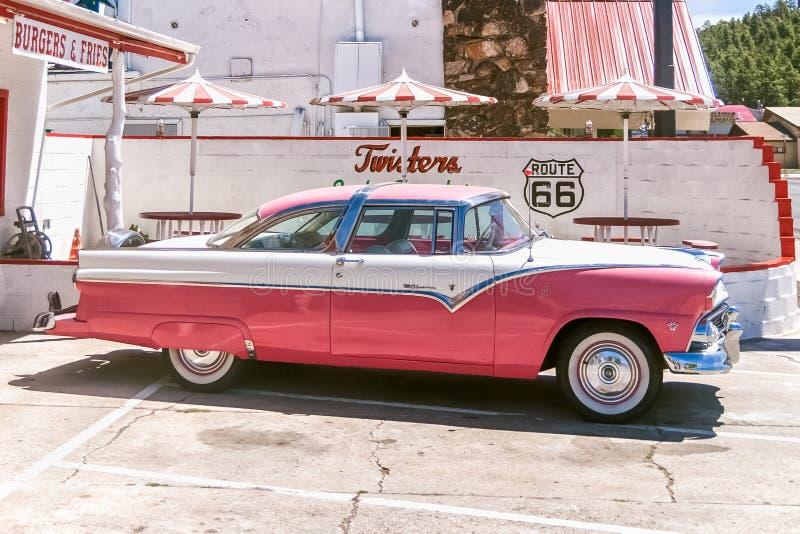 Κορώνα Βικτώρια της Ford Fairlane στοκ φωτογραφίες