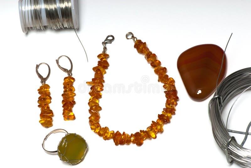 Κοσμήματα μόδας στοκ εικόνες