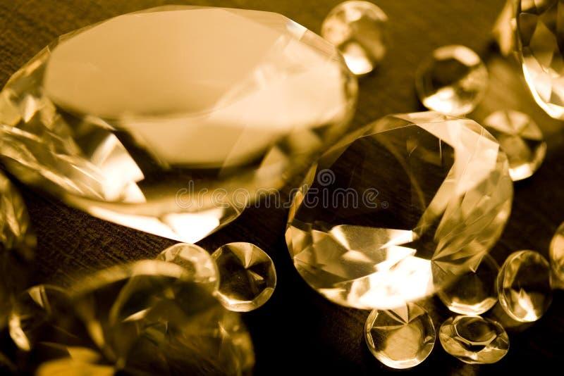 κοσμήματα πολύτιμων λίθων διαμαντιών στοκ εικόνα με δικαίωμα ελεύθερης χρήσης