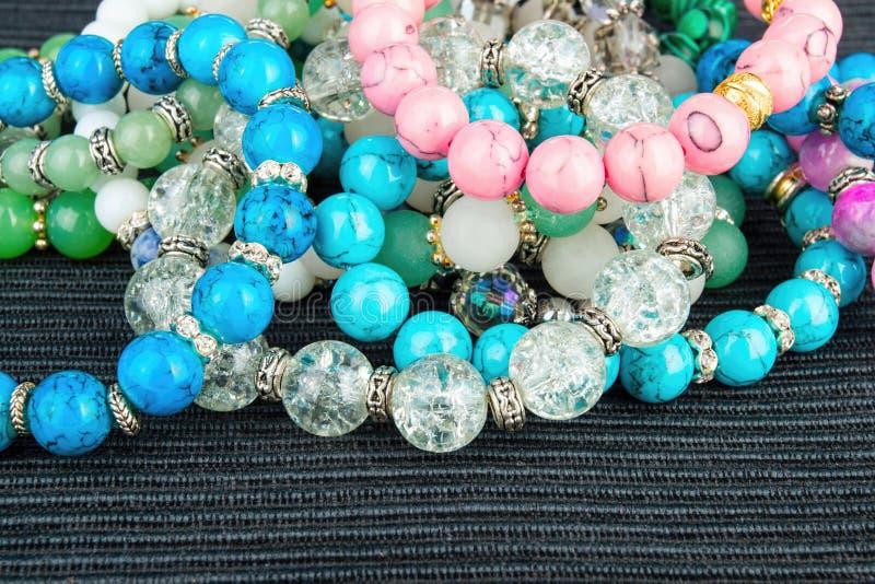 Κοσμήματα χαντρών στοκ εικόνα με δικαίωμα ελεύθερης χρήσης
