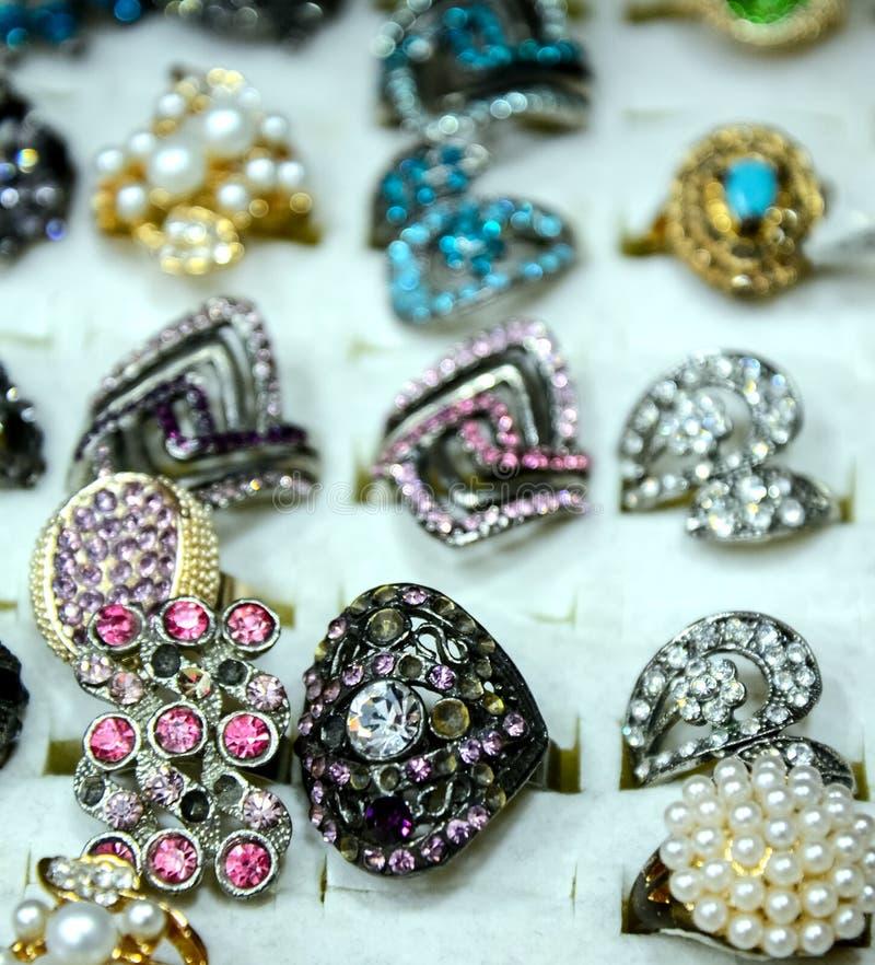 Κοσμήματα Bijoux στοκ φωτογραφίες με δικαίωμα ελεύθερης χρήσης