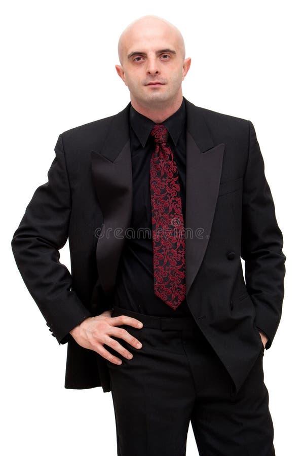 κοστούμι επιχειρησιακών στοκ φωτογραφία με δικαίωμα ελεύθερης χρήσης