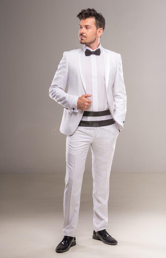 Κοστούμι μόδας στοκ φωτογραφία