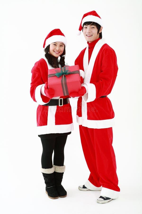 Κοστούμι Χριστουγέννων στοκ φωτογραφία με δικαίωμα ελεύθερης χρήσης