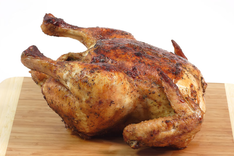 κοτόπουλο πικάντικο στοκ εικόνες