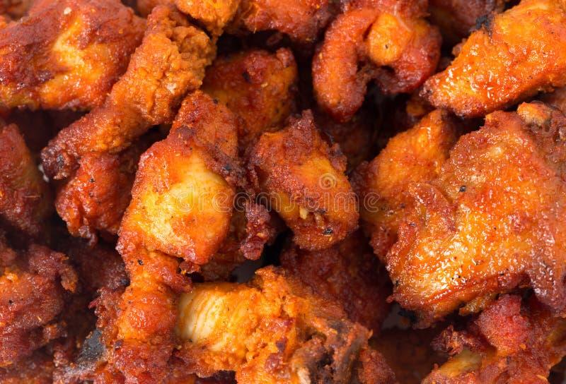 Κοτόπουλο 65 πρόχειρο φαγητό στοκ φωτογραφία με δικαίωμα ελεύθερης χρήσης