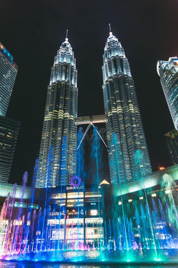 Κουάλα Λουμπούρ, Μαλαισία στοκ εικόνες