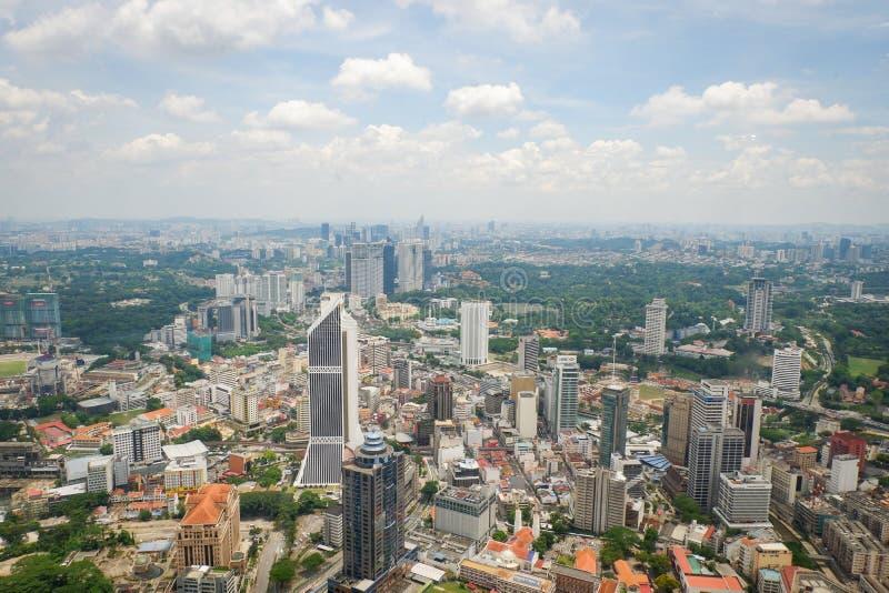 Κουάλα Λουμπούρ Μαλαισία στοκ εικόνες