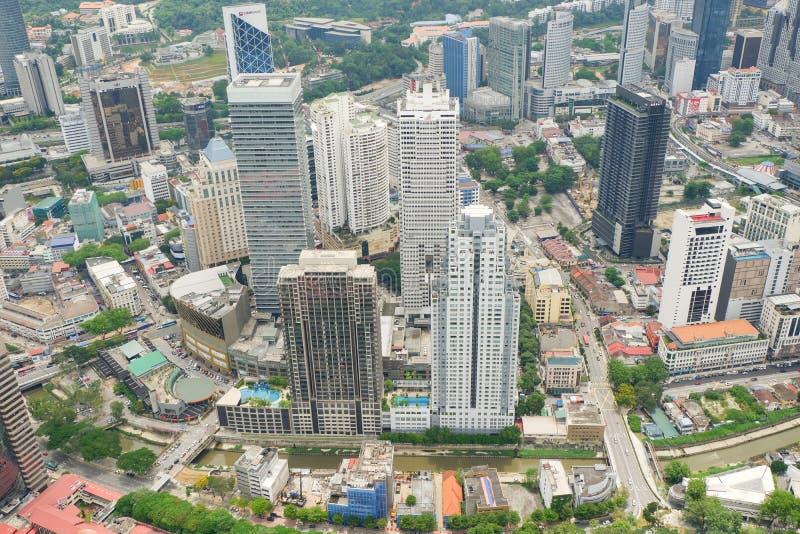 Κουάλα Λουμπούρ Μαλαισία στοκ φωτογραφία