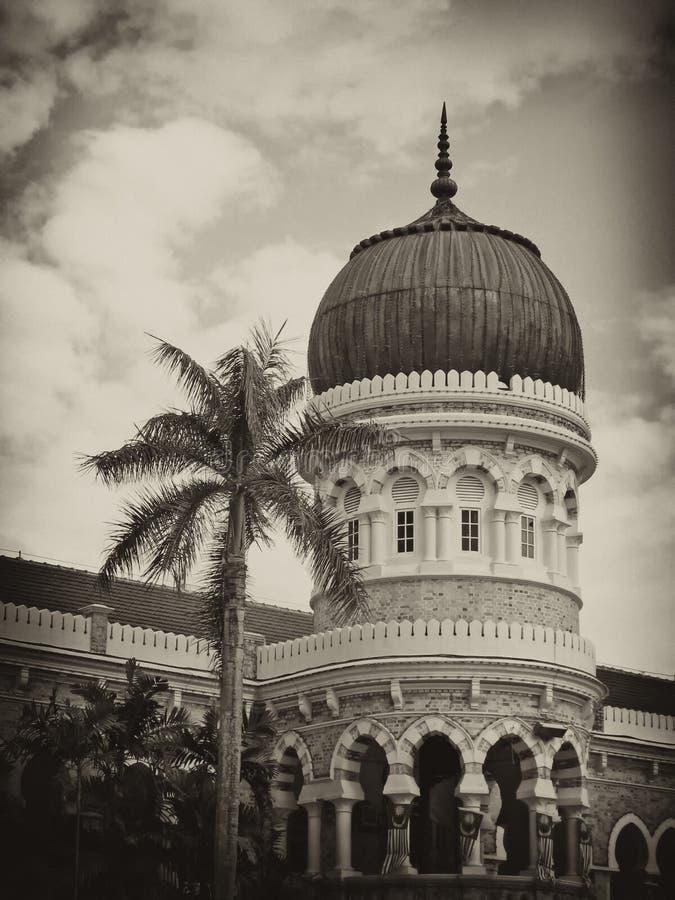 Κουάλα Λουμπούρ Μαλαι&sigma στοκ εικόνα με δικαίωμα ελεύθερης χρήσης
