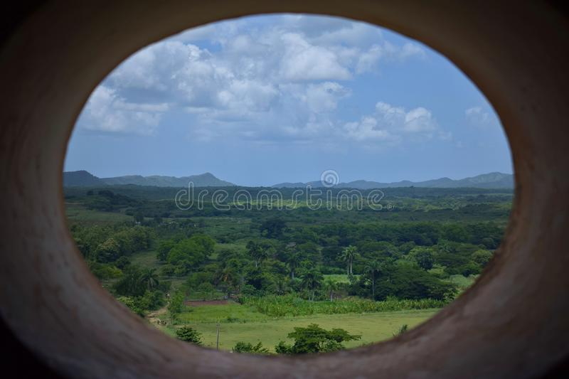 κουβανική ζωή στοκ φωτογραφία