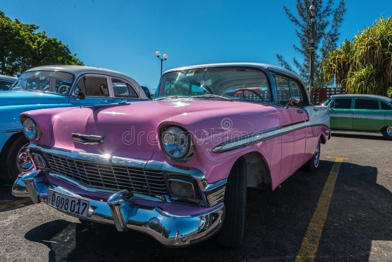 κουβανικός παλαιός αυτ& στοκ φωτογραφίες
