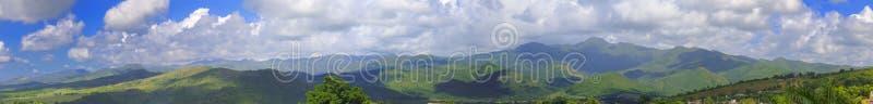 κουβανικό πανόραμα τοπίων στοκ φωτογραφία με δικαίωμα ελεύθερης χρήσης