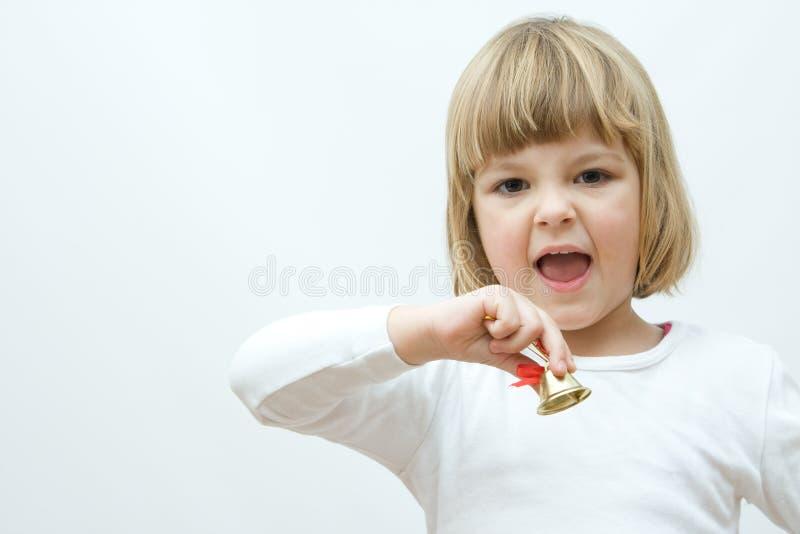 κουδούνισμα κουδουνιών στοκ φωτογραφίες με δικαίωμα ελεύθερης χρήσης