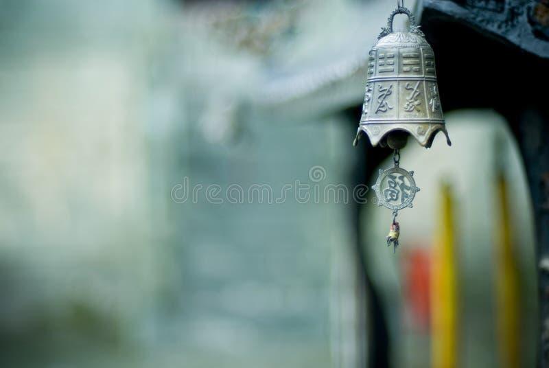 κουδούνι κινέζικα στοκ εικόνα