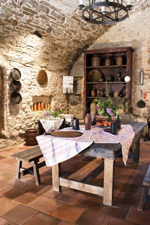 κουζίνα παλαιά στοκ εικόνα