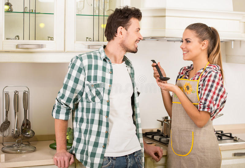 κουζίνα στοκ φωτογραφίες με δικαίωμα ελεύθερης χρήσης