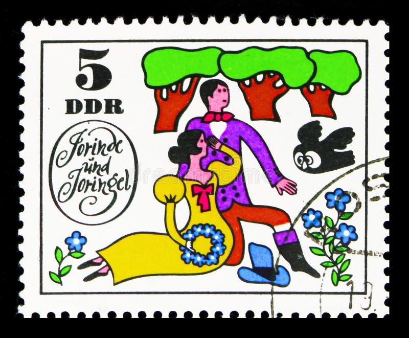 Κουκουβάγια, παραμύθια serie, circa 1969 στοκ εικόνες με δικαίωμα ελεύθερης χρήσης