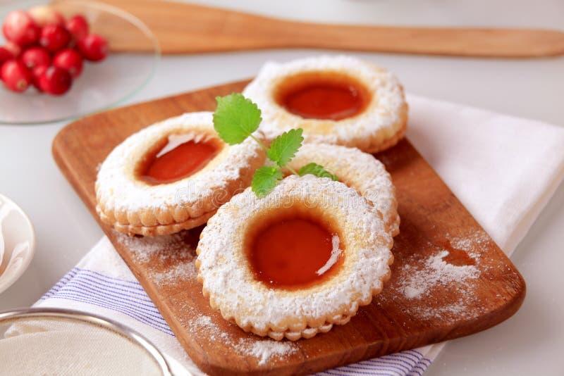 κουλουράκι μπισκότων στοκ φωτογραφία με δικαίωμα ελεύθερης χρήσης