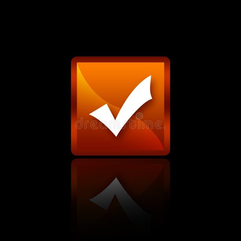 κουμπί ενιαίο ελεύθερη απεικόνιση δικαιώματος