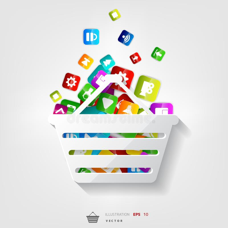 κουμπί εφαρμογής συνομιλίες έννοιας επικοινωνίας δεσμών που έχουν τους ανθρώπους μέσων κοινωνικούς σύννεφο του 2010 που υπολ&omic απεικόνιση αποθεμάτων