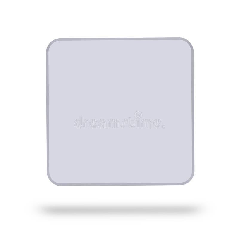 Κουμπί τεχνολογίας στοκ εικόνα